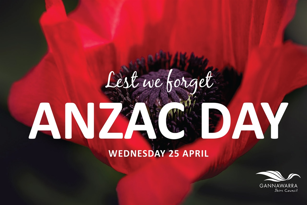 2018 anzac day events