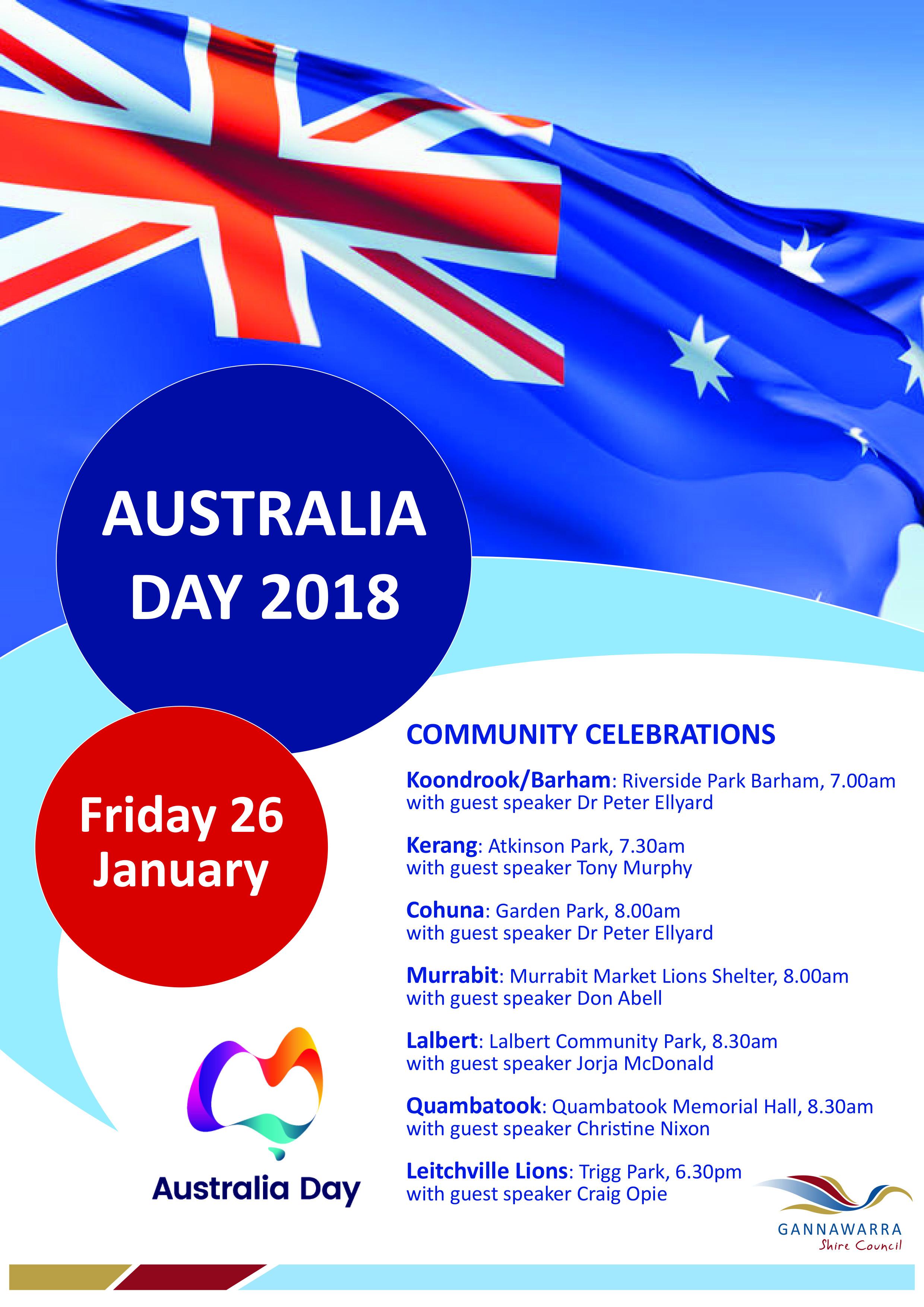 australian day - photo #14