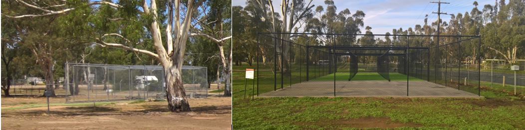 Cohuna cricket nets.JPG