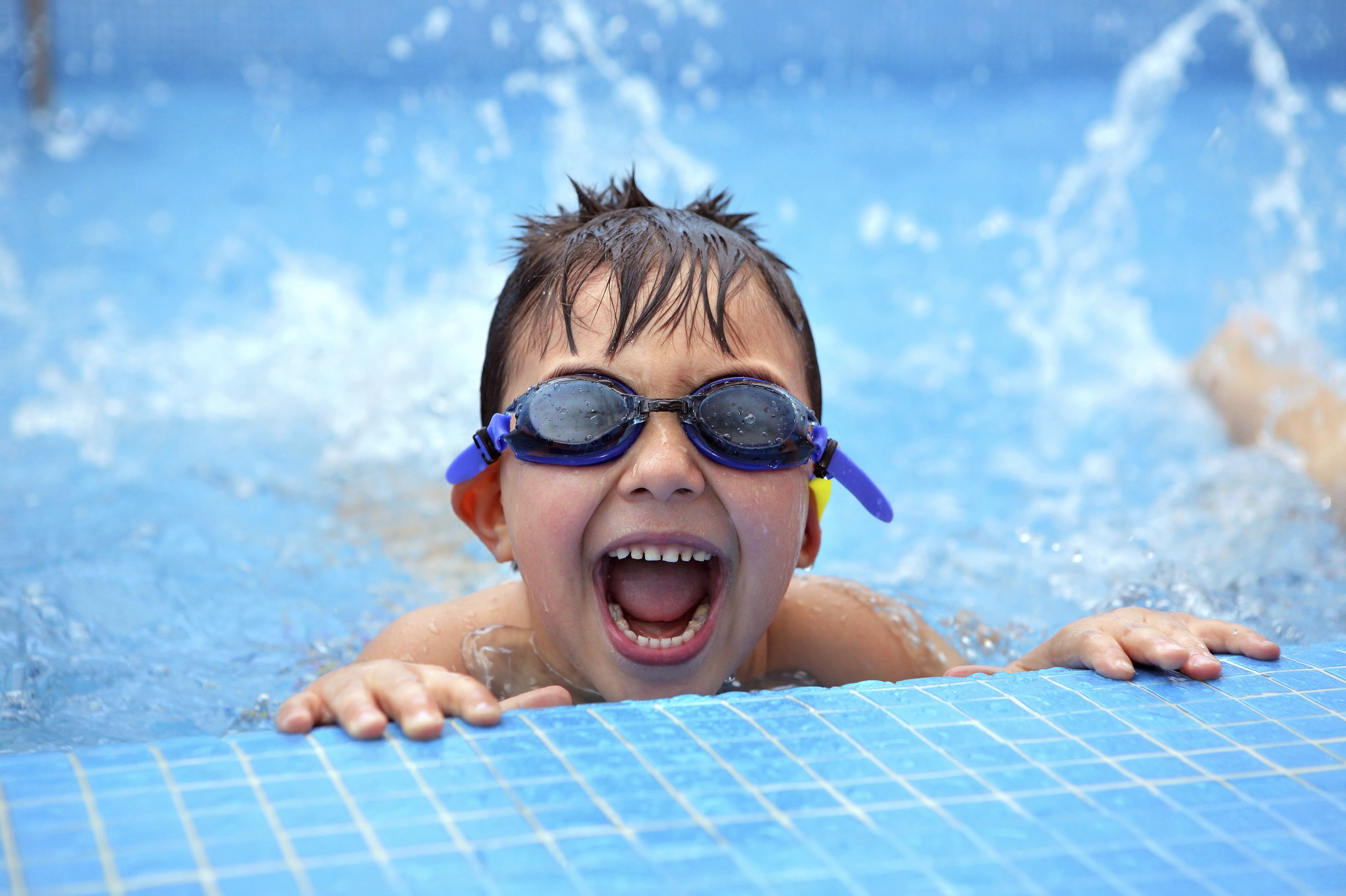 Healthy Swimming Colouring Competition Gannawarra Shire Council